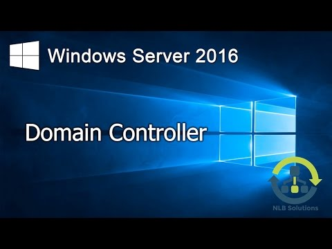 02. How To Promote A Domain Controller In Windows Server 2016 (Step By Step Guide)