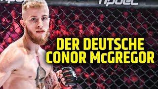 DER DEUTSCHE CONOR McGREGOR: MAURICE ADORF!