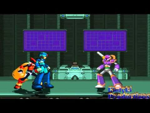 MUGEN MegaMan X Amp Zero VS Vile How To Save Money And Do