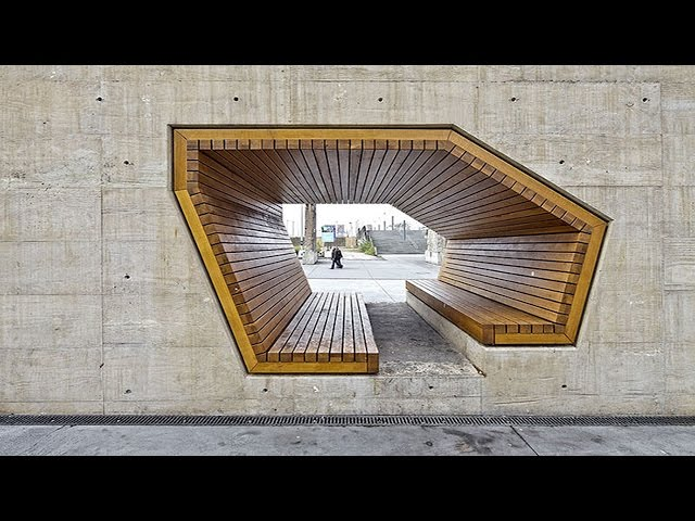The Most Creative Benches In The World