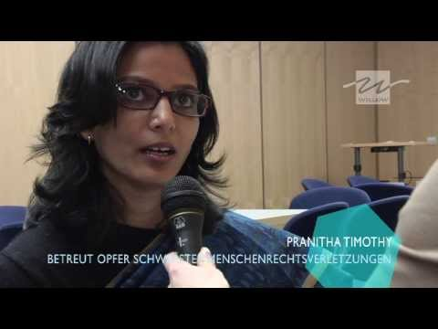 Interview mit Pranitha Timothy - Willow Creek Leitungskongress 2014 - Leipzig
