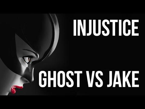 Injustice: Ghost Vs. Jake video