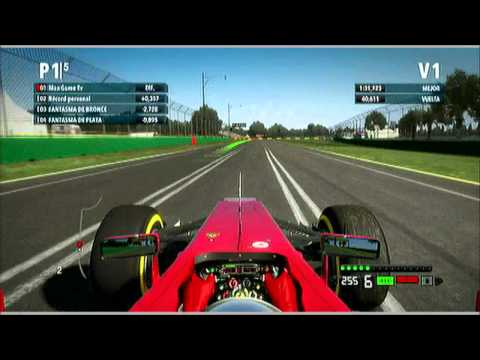 FORMULA 1 2012 Codemasters – Gameplay  Australia ( Albert Park ) – HD 720p