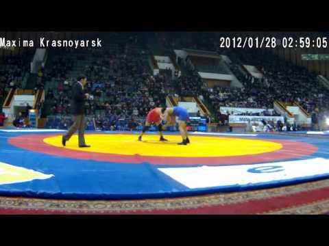 Баир Базаров Ярыгин 2012 60 кг