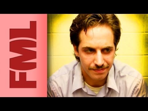 FML - Stranger Bathroom Chatter