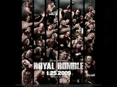 Wwe Royal Rumble 2009 Official Theme Song video