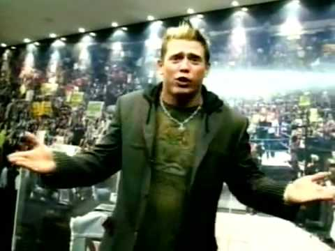 WWE The Miz Debut Promo