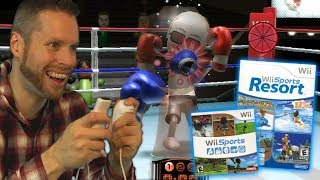 Wii Sports & Resort - Nintendo Throwback!