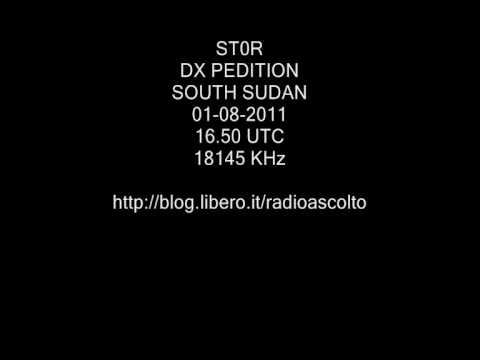 ST0R DX PEDITION SOUTH SUDAN