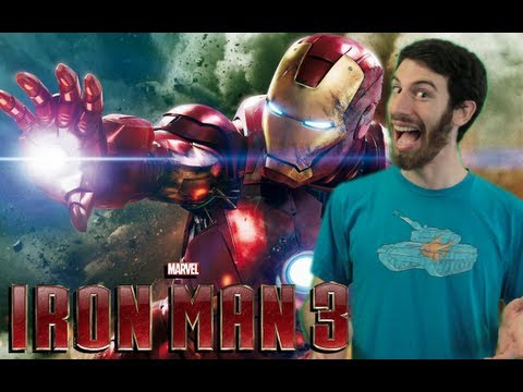 Iron Man 3 Movie Review (Belated Media)