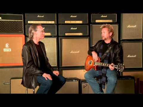 Lee Roy Parnell&Steve Mesple On Tiny Moore• Wildwood Guitars Interview