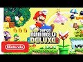 New Super Mario Bros. U Deluxe - Launch Trailer - Nintendo Switch thumbnail