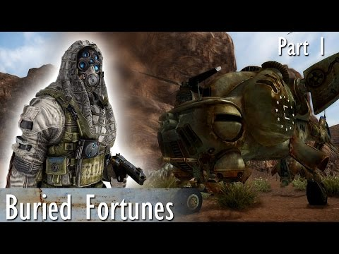 New Vegas Mods: Buried Fortunes - Part 1