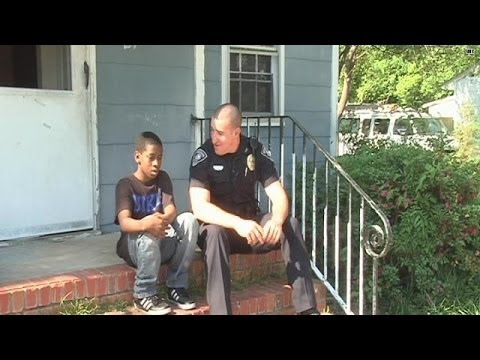 A few weeks ago, a 13-year-old South Carolina boy called the police saying he wanted to run away from home.You won't believe how the officer responded to his call. For more information please...