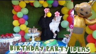 Birthday Party Ideas 2020 | Dessert table ideas | Party Food Ideas