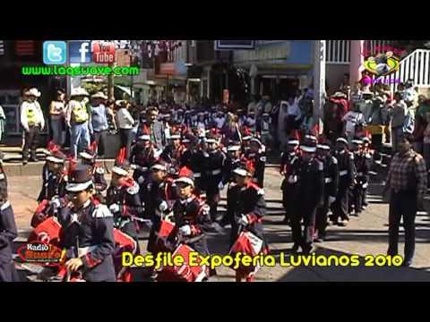 Desfile Expoferia de Luvianos 2010