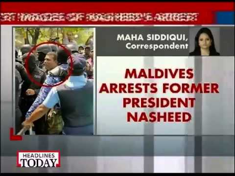 Maldives betrays India, arrests ex-president Mohamed Nasheed-2