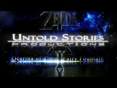 Misc Computer Games - Legend Of Zelda - Fairy Fountain
