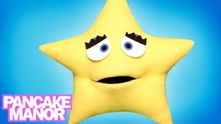 TWINKLE TWINKLE LITTLE STAR ♫ | Nursery Rhyme Lullaby | Baby Songs to Sleep | Pancake Manor