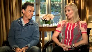 Endless Love: Joely Richardson & Bruce Greenwood Official Movie Interview