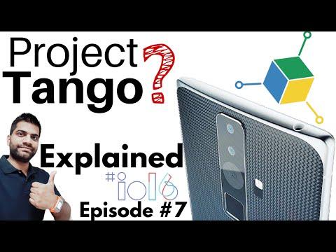Project TANGO Explained | Google I/O Episode #7