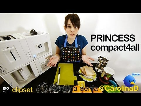 Princess Compact4all review Videorama