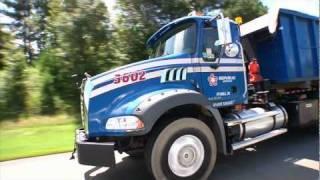 Republic Services/Waste Solutions Inc 2205 ~ Mack LEU Labrie Automizer ASL