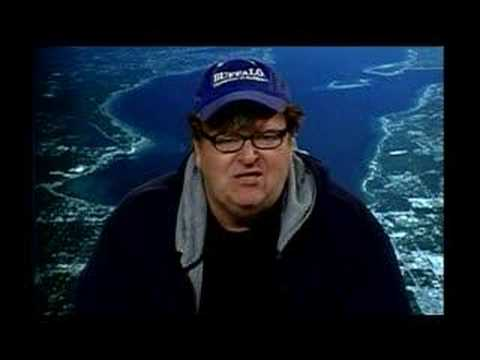 BBC Newsnight interview Michael Moore on health care