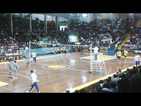 Final copa canela 2013 Regalado vs Emerson 2do set