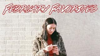 February Favorites: Fashion, Skincare, Books + More