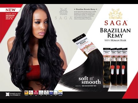 Brazilian Remy Blowout Saga Brazilian Remy Hair
