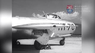 Vývoj a činnost turbokompresorového motoru (1956)
