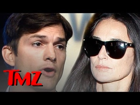 Ashton Kutcher And Demi Moore Divorce Finalized