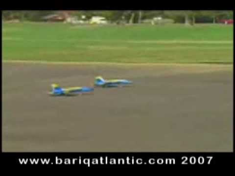 AWESOME Blue Angels F/A-18 Hornet RC JET plane