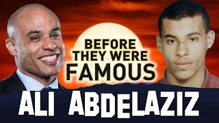 ALI ABDELAZIZ | Before They Were Famous | Khabib Nurmagomedov Manager