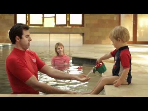 Swim Kids Lesson 1: Getting In The Pool video