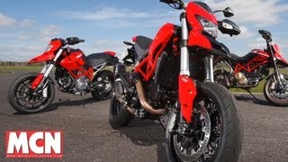 Ducati Hypermotard: New vs Old | Road Tests | Motorcyclenews.com