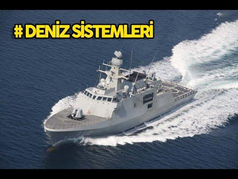 Türk Savunma Sanayi # Deniz Sistemleri