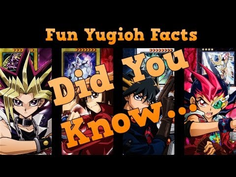 Did You Know Fun... (Yugioh Facts) - Ep3
