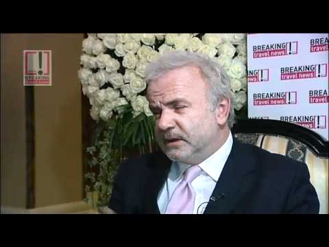 Edmond O'Sullivan, Chairman, MEED Events @ AHIC 2011