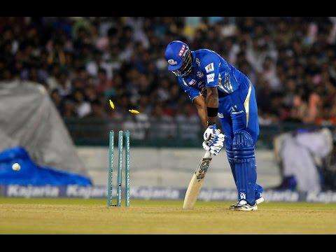 CLT20 2014, Mumbai Indians vs Lahore Lions