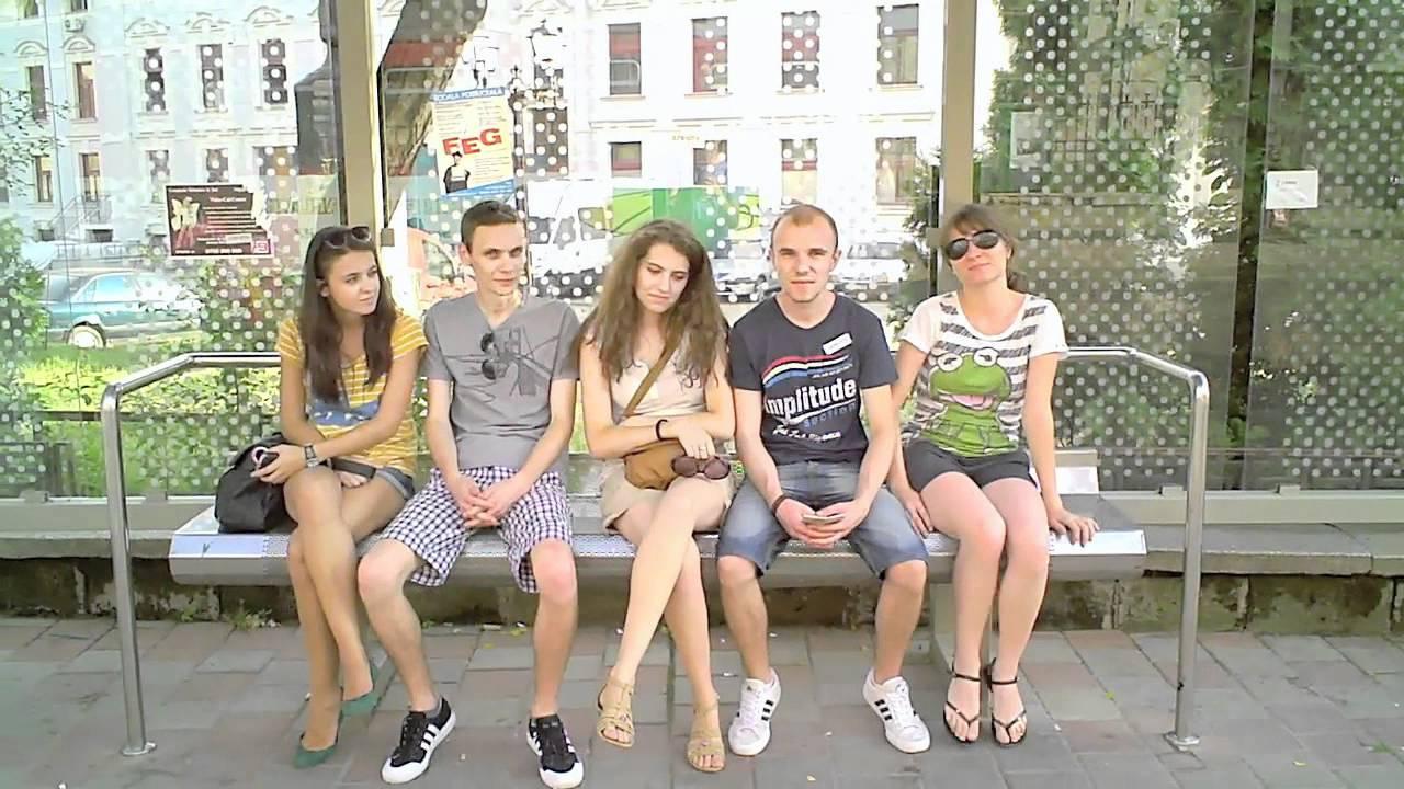 Live the language - Iasi (Romania) - YouTube