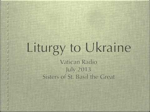 Liturgy To Ukraine