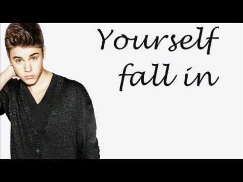 Justin Bieber-Fall Lyrics Music Videos
