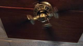 (3.49 MB) Super Loud Ceiling Fan With Dry Bearings - Noise Run. Mp3