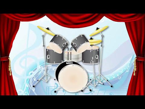 Los sonidos de los instrumentos musicales P.1 - Discriminación Auditiva - Juego Educativo #