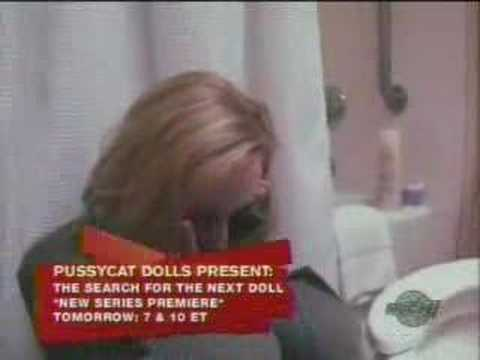 The Search For The Next Doll-A lot of Girls and of... Vomit! Video
