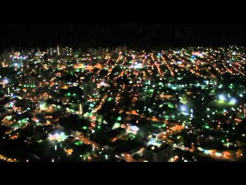 Night-time Landing San Juan, Puerto Rico, 12 24 11