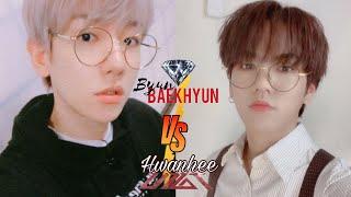 BAEKHYUN (EXO) & HWANHEE (UP10TION) - 백현 (엑소) & 환희 (업텐션)