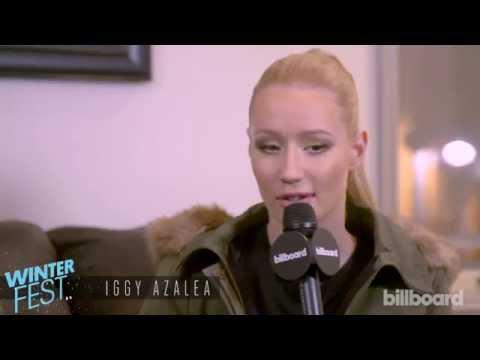 Iggy Azalea Talks Grammys: Sundance 2015